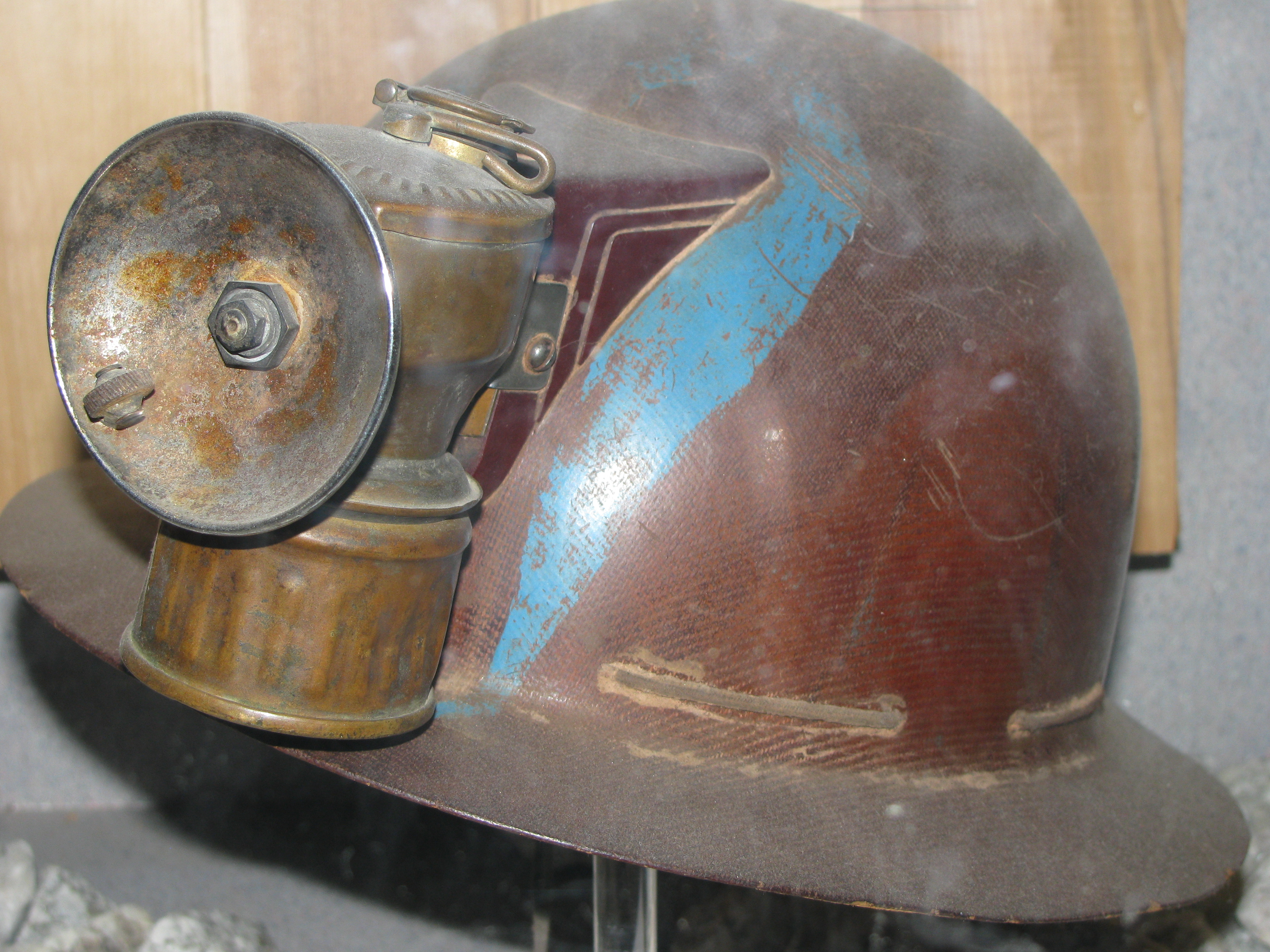 Anybody Know Anything About This Helmet Made From A